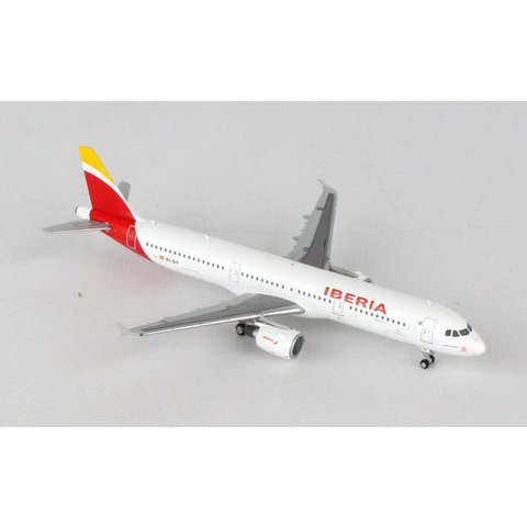 A321 Iberia new livery 2013 EC-ILO 1:400