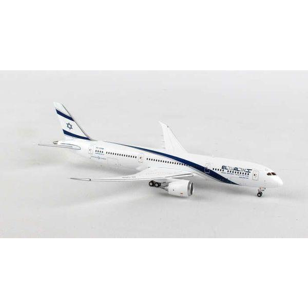 Gemini Jets B787-9 El Al 4X-DRM 1:400**o/p**
