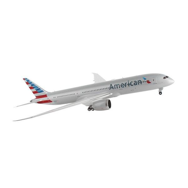 Gemini Jets B787-9 American Airlines 2013 livery N820AL 1:200 with stand**o/p**
