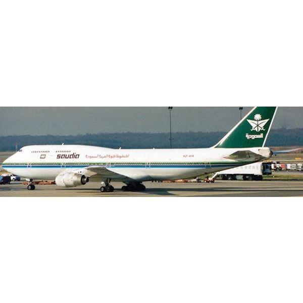 JC Wings JCWIN B747-300 SAUDIA OLD C/S HZ-AIK 200
