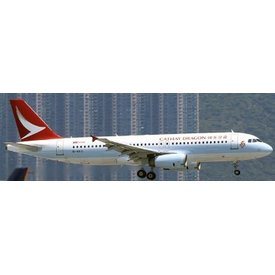 JC Wings A320 CATHAY DRAGON NC16 B-HSO 1:400