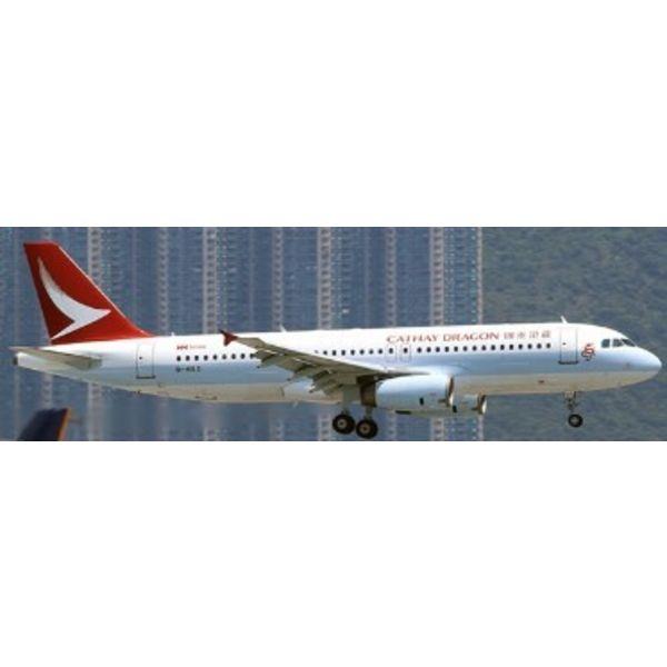 JC Wings A320 DRAGON AIR NC16 B-HSO 1:400