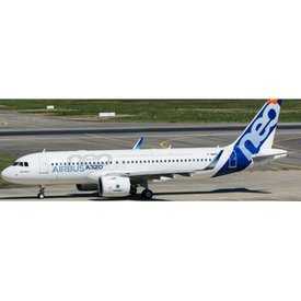 JC Wings A320neo Airbus House Livery F-WNEO 1:400