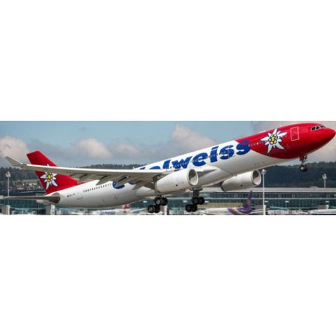 A330-300 EDELWEISS HB-JHQ 1:400