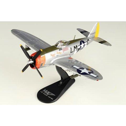 P47D 62FS,56FG USAAF, CHRISTENSEN 1:48