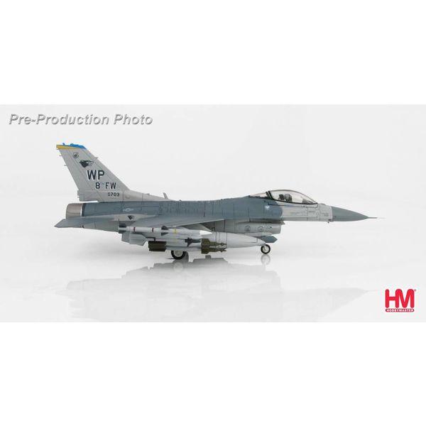 Hobby Master F16CG 8FW USAF WP BOSSBIRD KOREA 1:72