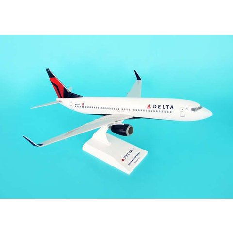 Delta 737-800 1/130 New Livery Snap-together