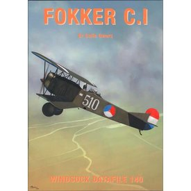 FOKKER C1:WINDSOCK DATAFILE #140 SC+SALE+