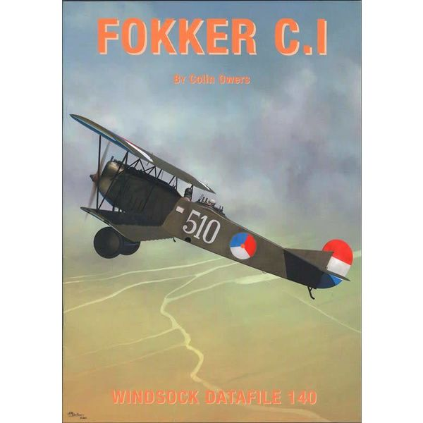 FOKKER C1:WINDSOCK DATAFILE #140 SC