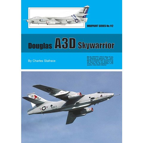 Douglas A3D Skywarrior: Warpaint #112 softcover