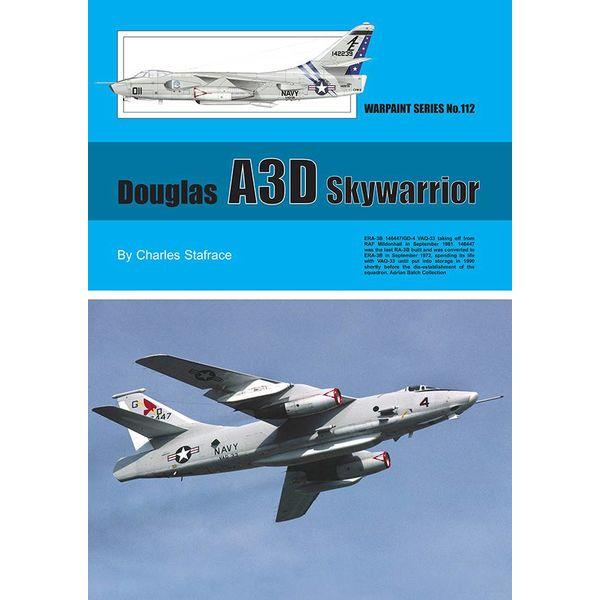 Warpaint Douglas A3D Skywarrior: Warpaint #112 softcover