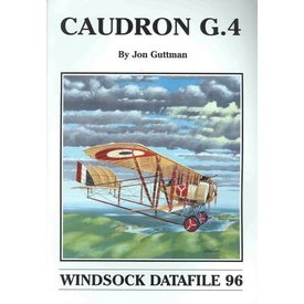 Caudron G4; Windsock Datafile #96 SC +SALE+