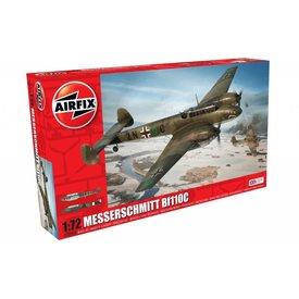 Airfix BF110C-3 1:72  New mould