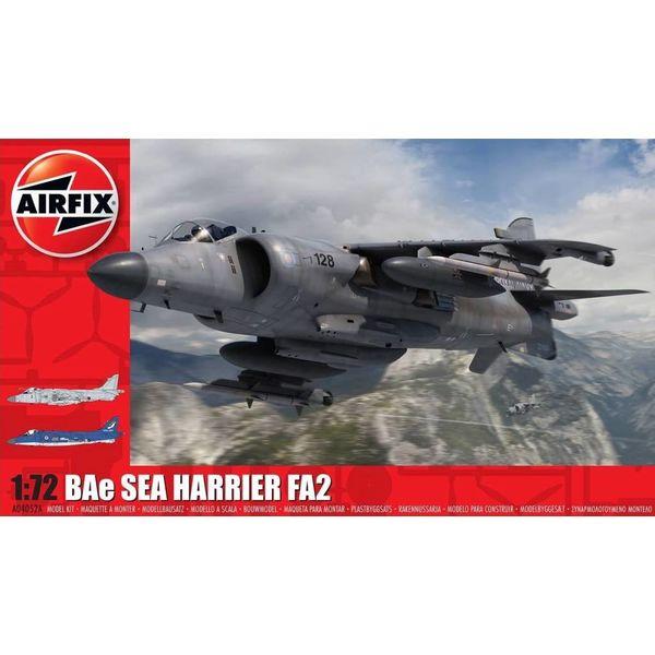 Airfix Sea Harrier FA2 1:72 Kit