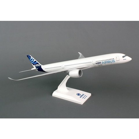 A350-900 XWB Airbus House Livery 1:200 w/stand