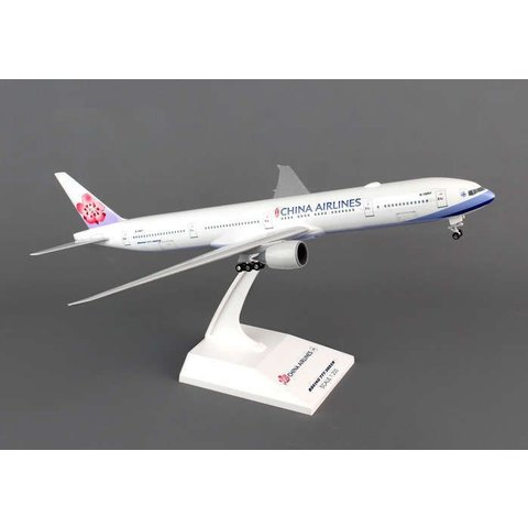B777-300ER China Airlines 1:200 with stand+gear