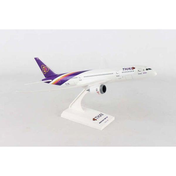 SkyMarks B787-8 Dreamliner Thai Airways  HS-TQB 1:200 with stand