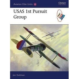 Osprey Publications USAS 1st Pursuit Group: OAEU #28 SC ++SALE++ *NSI*
