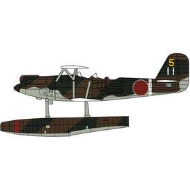 "Hasegawa HASEG E7K1 TYPE 94 MODEL 1 Recce Seaplane ""KAMOI"" w/CATAPULT 1:72"