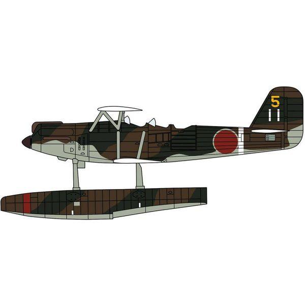 """Hasegawa E7K1 TYPE 94 MODEL 1 Recce Seaplane """"KAMOI"""" w/CATAPULT 1:72"""