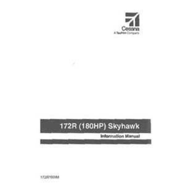 Cessna Cessna Information Manual C172R