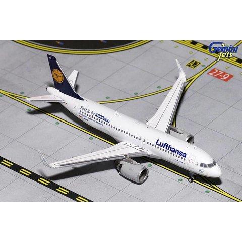 Gemini Jets A320neo LUFTHANSA D-AINC 1:400