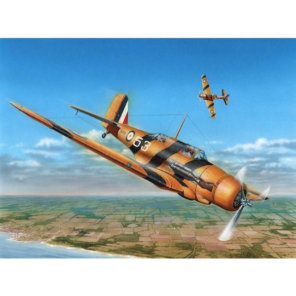 SPCHO NORTHROP NOMAD MK1 1:72 RCAF