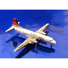 Gemini Jets YS11 JTA Japan Transocean Air JA8710 1:400