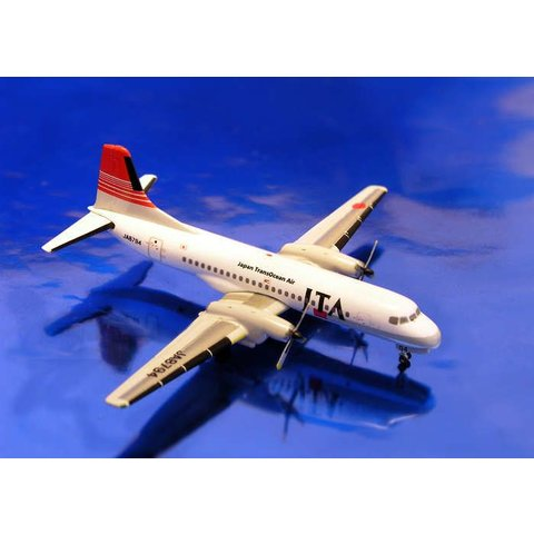 YS11 JTA Japan Transocean Air JA8710 1:400