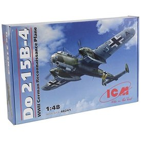 ICM MODEL KITS DORNIER DO215B4 1:48 Kit