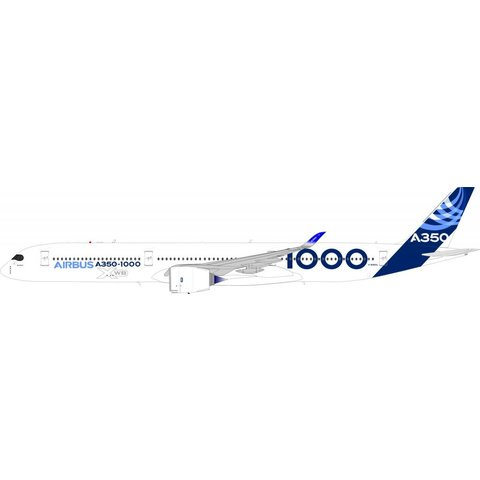 A350-1000 Airbus House Livery Blue F -WMXL 1:200 with Stand
