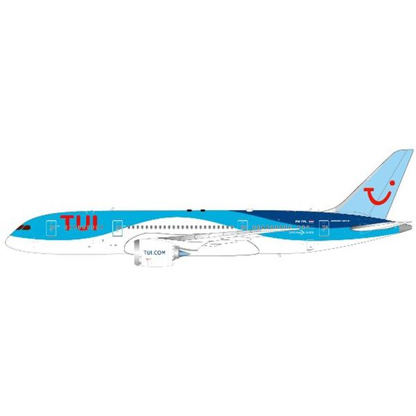 JC Wings B787-8 TUI PH-TFL 1:200 with stand