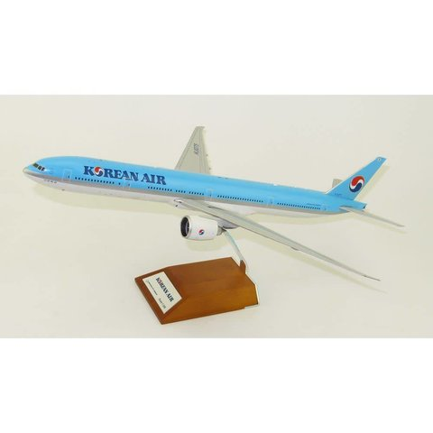 B777-300ER Korean Air 1:200 with stand