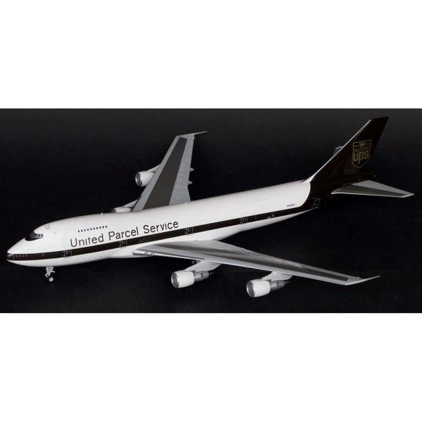JC Wings JCWIN B747-200F UPS OC N523UP 1:200