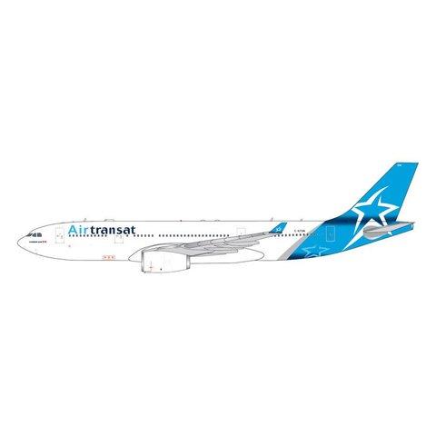 A330-200 Air Transat New livery 2017 C-GTSN 1:400