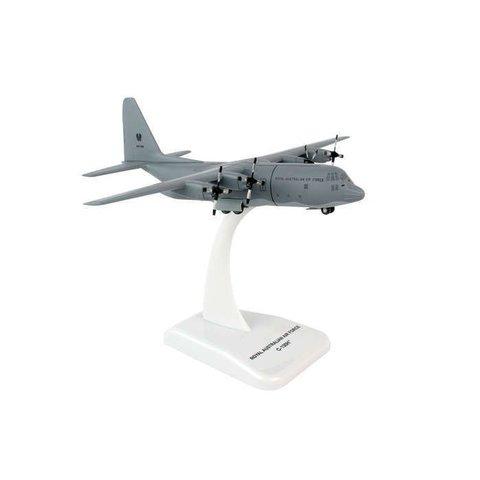 C130H Hercules RAAF Royal Australian Air Force 1:200 Die-Cast with stand