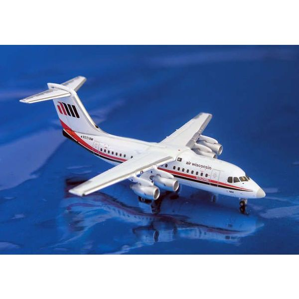 Gemini Jets BAE146-200 Air Wisconsin 1:400