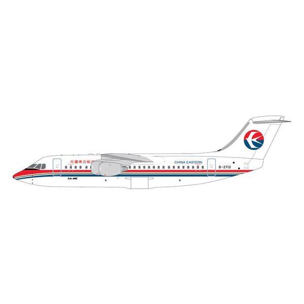 Gemini Jets BAE146-300 China Eastern B-2712 1:400