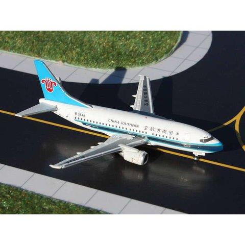 B737-500 China Southern B-2548 1:400 +NSI+