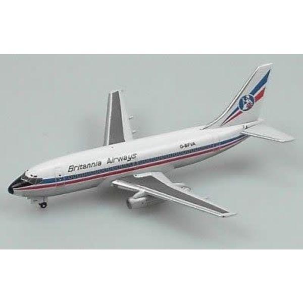 B737-200 BRITANNIA AIRWAYS G-BFVA**o/p**used