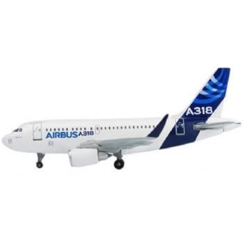 A318 AIRBUS HOUSE SHARKLET 1:400