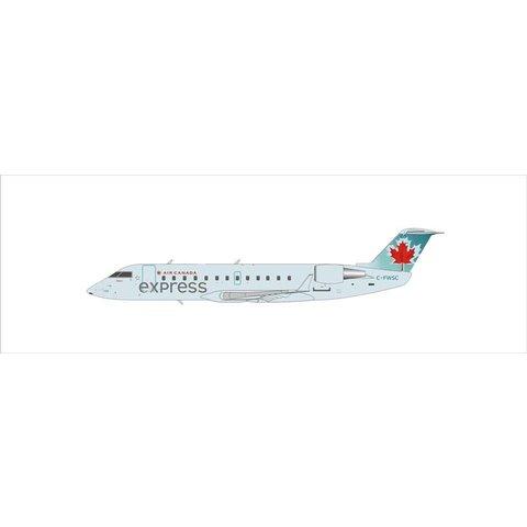 CRJ200 Air Canada express Jazz 2004 blue livery C-FWSC 1:200