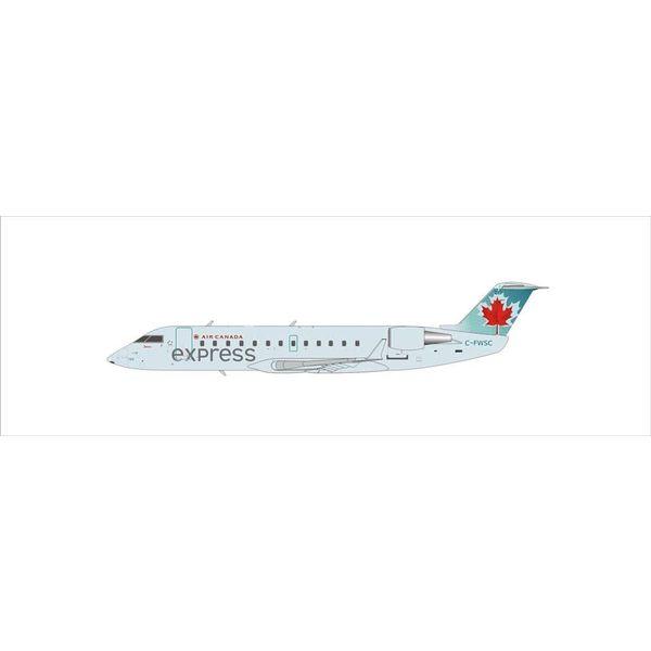 HYJL Wings CRJ200 Air Canada express Jazz 2004 blue livery C-FWSC 1:200