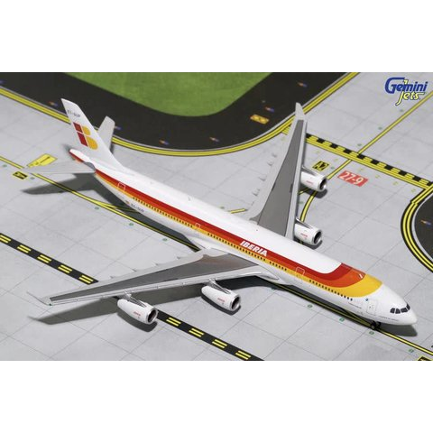 A340-300 IBERIA (OLD C/S) 1:400