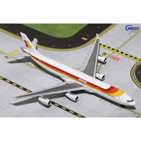 A340-300 Iberia Old Livery EC-GUP 1:400