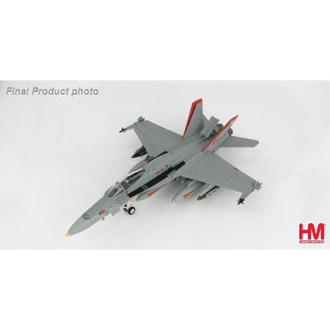 HOBBY MASTER F18C VFA94 US NAVY IRAQ 1:72