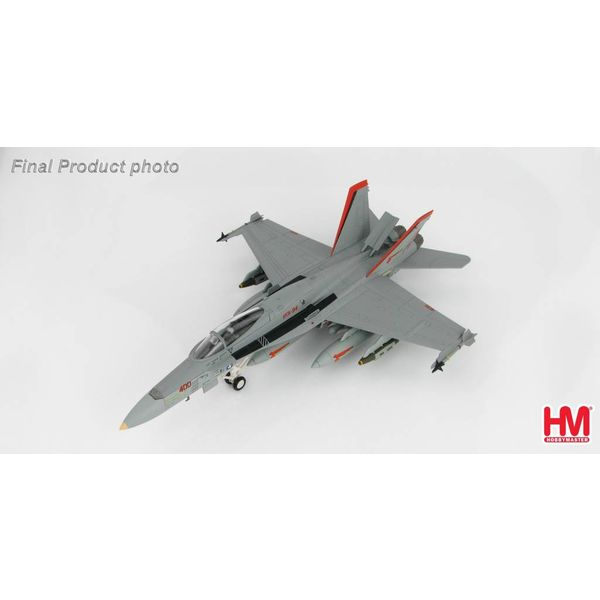Hobby Master FA18C VFA94 US Navy OIF Iraqi Freedom 1:72 with stand**o/p**