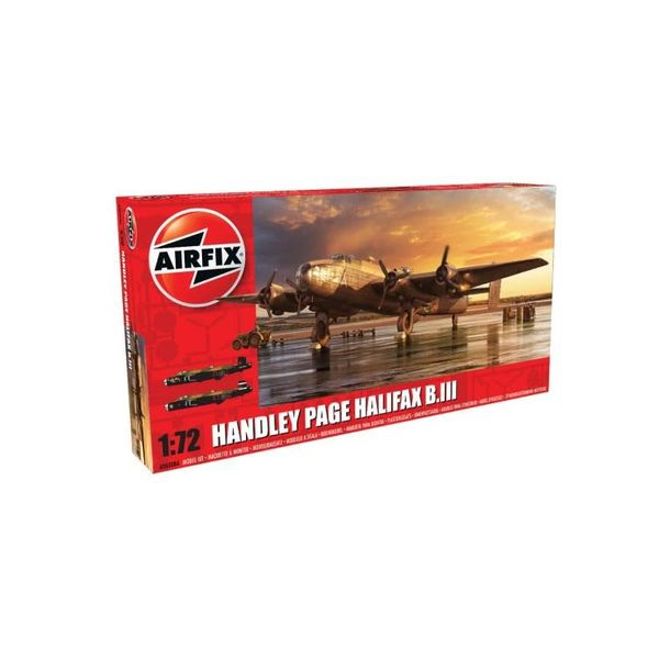 Airfix HALIFAX BIII 1:72 SCALE KIT