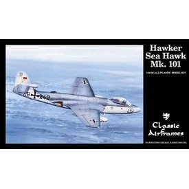 Classic Airframes SEAHAWK M101 1:48 SCALE KIT