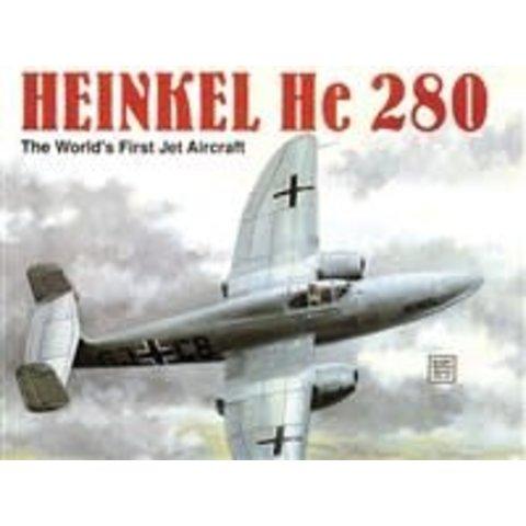 Heinkel HE280: World's First Jet Aircraft: SMH#51